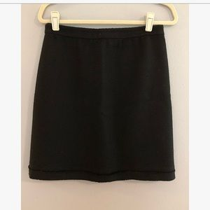 J. Crew Skirts - J Crew 6 black pencil skirt